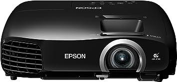 Epson EH-TW5200 - Proyector 3LCD (720 píxeles), negro: Amazon ...