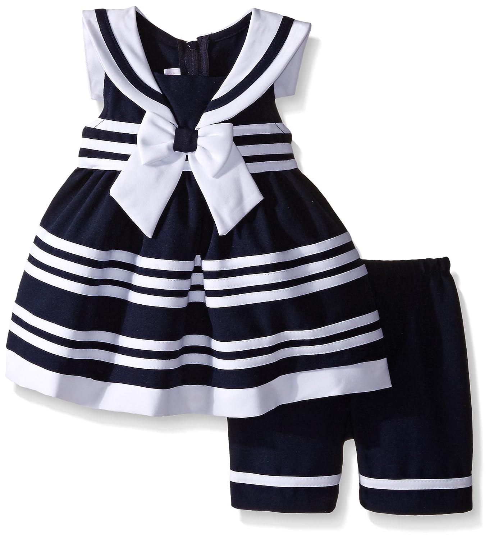 春早割 Bonnie - Babyベビー女の子セーラーNauticalポプリンPlaywearセット ネイビー 3 6 - 6 Months ネイビー B019ED7FRY, 輸入アニメ専門店 えいびーす:398675b0 --- a0267596.xsph.ru