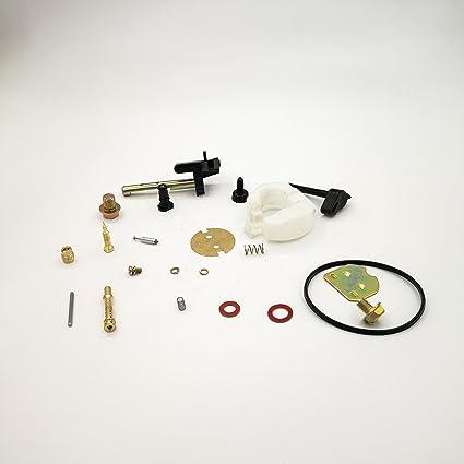 Amazon.com: shiosheng carburador reconstruir Kit de ...