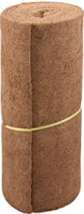 Panacea Products 86350 Panacea Coco Liner Sheet, 3' Square Fiber, Brown