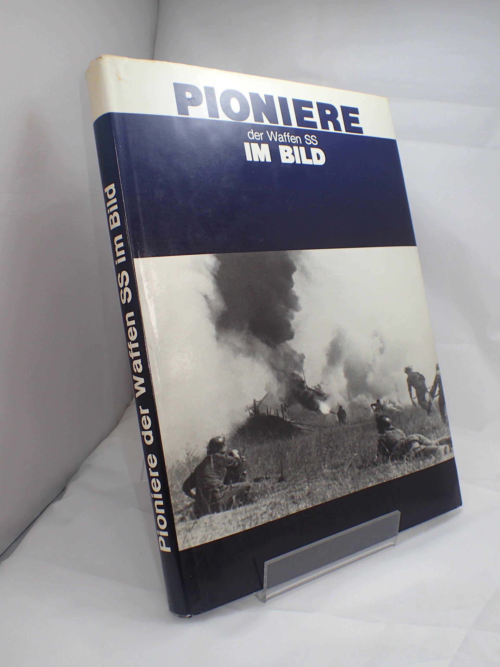 Pioniere, Infanteriepioniere und Panzerpioniere im Bild. Dt.-Engl