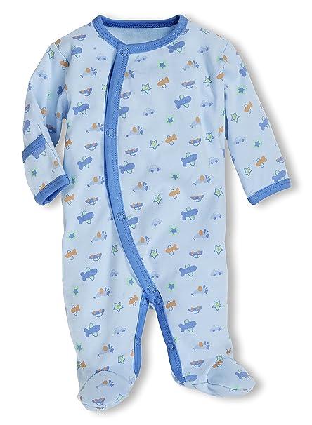 48be19d1ae Schnizler Allover Schlafanzug, Frühchen, Oeko-Tex Standard 100-Pijama  Bebé-Niñas
