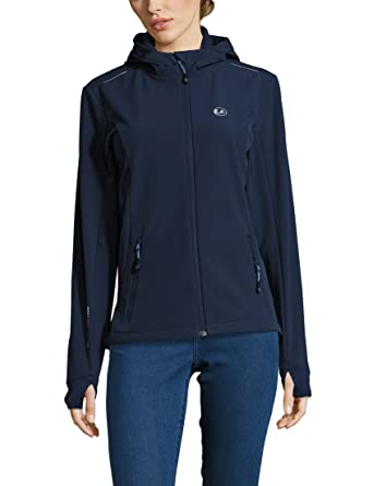 Ultrasport Advanced Chaqueta Softshell Tina, Funcional y Moderna, Outdoor, Mujer