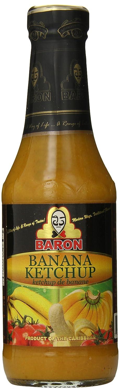 Amazon Com Baron Banana Ketchup 14 Ounce Grocery Gourmet Food