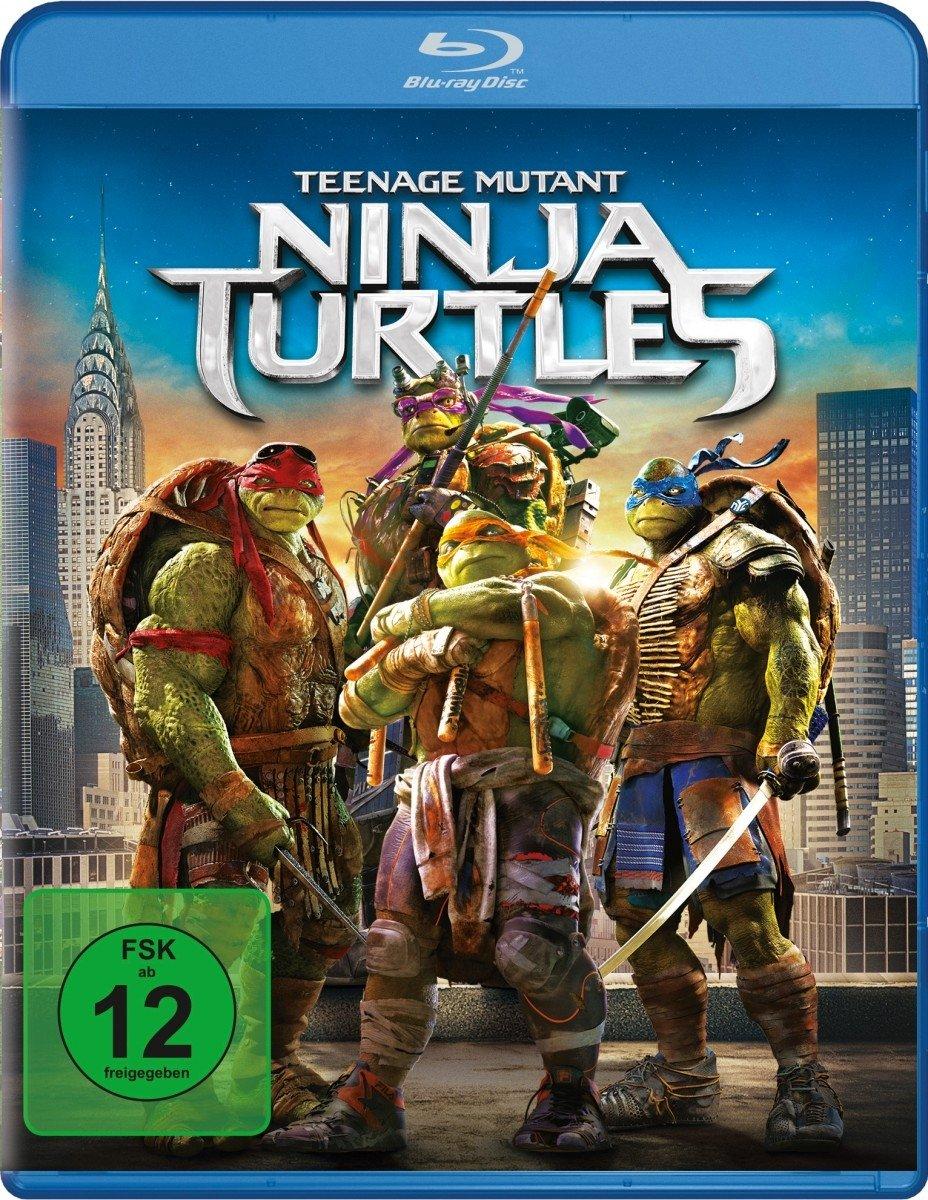 Teenage Mutant Ninja Turtles [Blu-ray]: Amazon.es: Whoopi ...