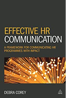 how to measure the effectiveness of hr communication davis alison shannon jane