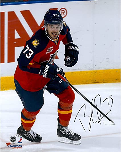 Brandon Pirri Florida Panthers Autographed 8