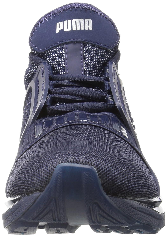 18d5faf77e Zapatillas de entrenamiento cruzado sin puntas Ignite para hombre de PUMA  Peacoat