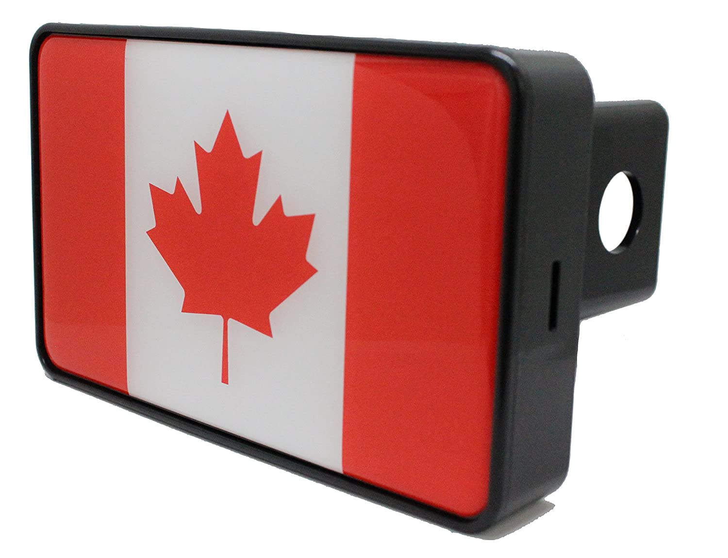 Bright Hitch - Canadian Flag Hitch Cover