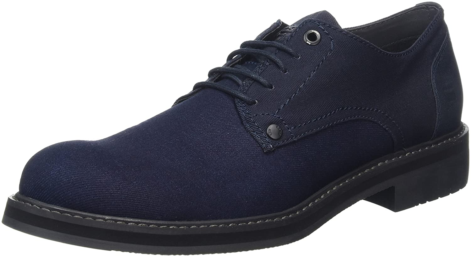 G-STAR RAW Warth Denim, Zapatos de Cordones Derby para Hombre
