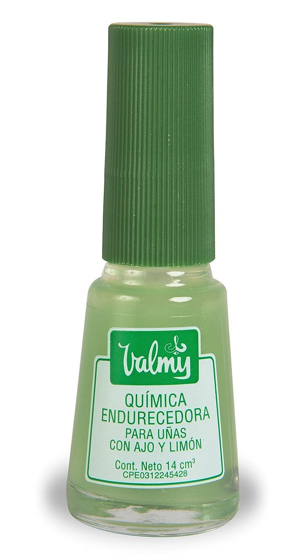 Valmy Endurecedor y Blanqueador de uñas con Ajo y Limón - 14 ml ...