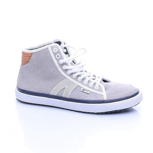 Goliath Zapatillas Altas Hombre, Color Gris, Talla 40: Amazon.es: Zapatos y complementos