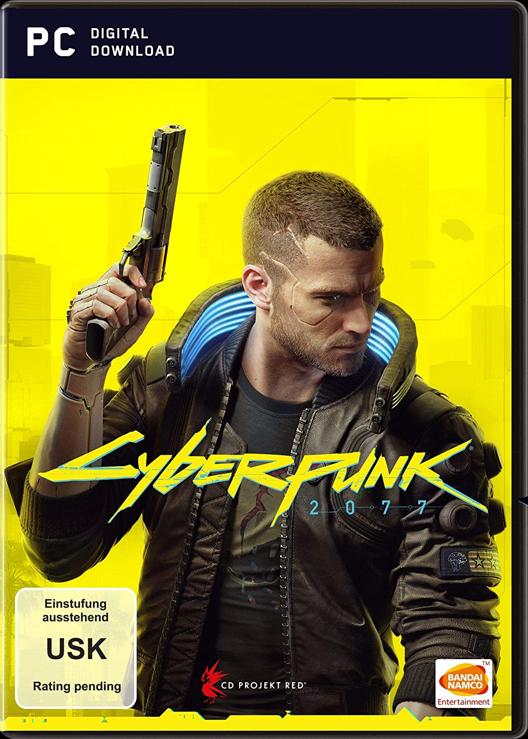 Cyberpunk 2077 Limited Edition