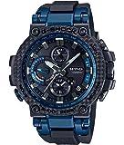 [カシオ] 腕時計 ジーショック MT-G Bluetooth 搭載 電波ソーラー カーボンベゼル MTG-B1000XB-1AJF メンズ