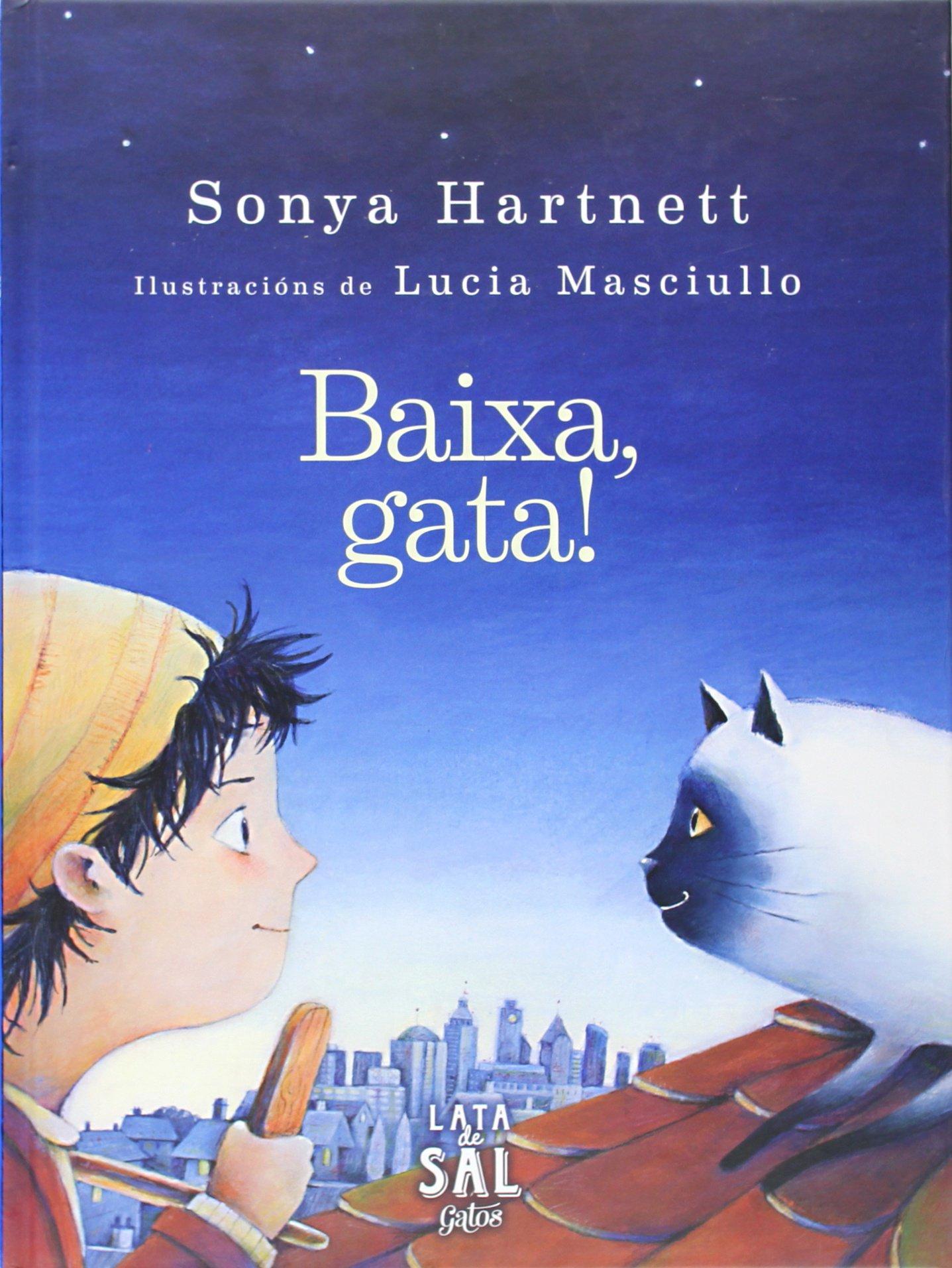 Baixa, gata! (Galician) Hardcover – 2013
