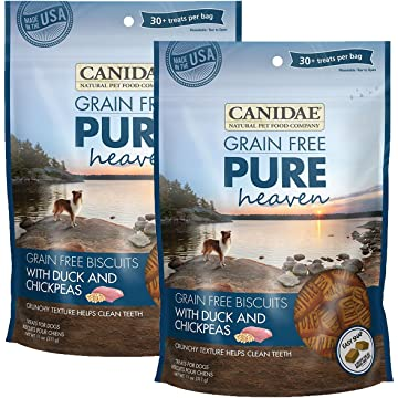 best Canidae Pure Heaven Biscuits reviews