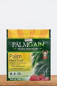 PALMGAIN 2lb Bag, Palm Tree Fertilizer, Ferns, Cycads, Ixora