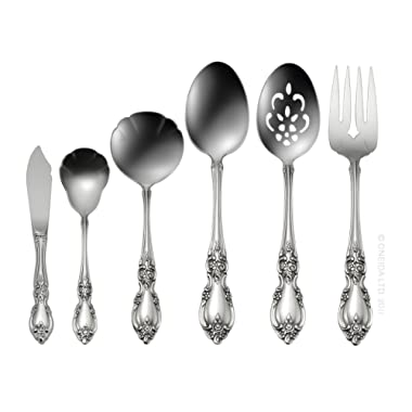 Oneida Louisiana 6-Piece Serving Set