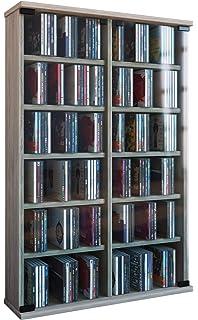 Zomo VS-Box 7/200 - Módulo para discos de vinilo (madera de nogal ...