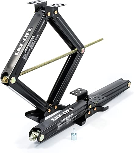 Eaz-Lift Model #48840 RV Stabilizing Scissor Jack
