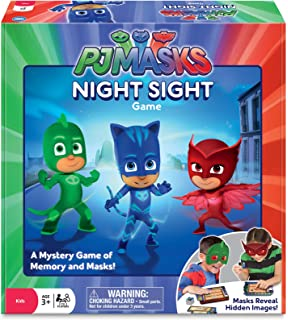 The Wonder Forge Pj Masks Night Sight Game