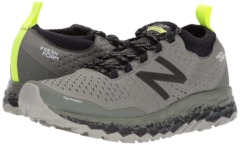 chaussures new balance fresh foam hierro v3 jaune fluo noir