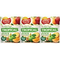 Golden Circle Tropical Juice Pack, 6 x 200ml