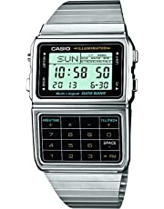 G-Shock DBC-611-1CR Data Bank Classic Series Quality Watches - Silver