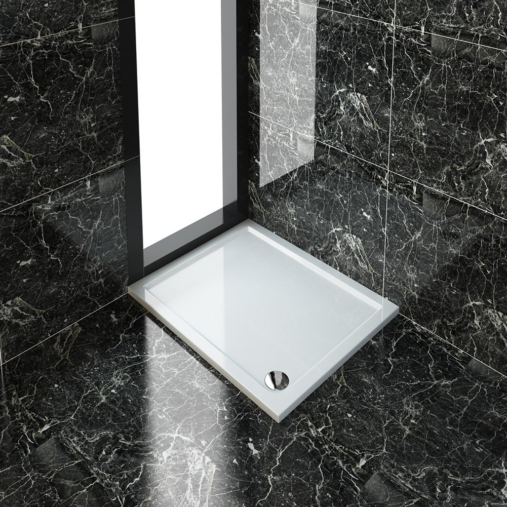 1600 x 700 shower tray and screen 3m lens cleaning cloth