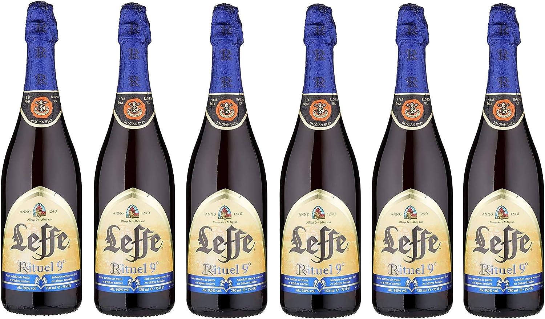 LEFFE RITUEL 9° [ 6 BOTELLAS x 750ml ]