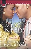 All He Needs (Weddings by Diana)