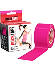 Rocktape Kinesiology Tape for Athletes - 5 cm x 5 m (Hot Pink)