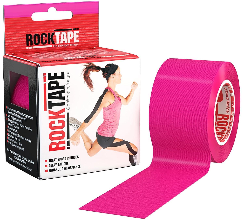 RockTape(ロックテープ) アスリート用キネシオロジーテープ 5cm×5m Hot Pink B002SDSSPG