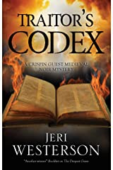 Traitor's Codex (A Crispin Guest Mystery Book 11) Kindle Edition