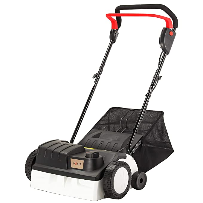 NETTA 2 in 1 Lawn Scarifier and Aerator