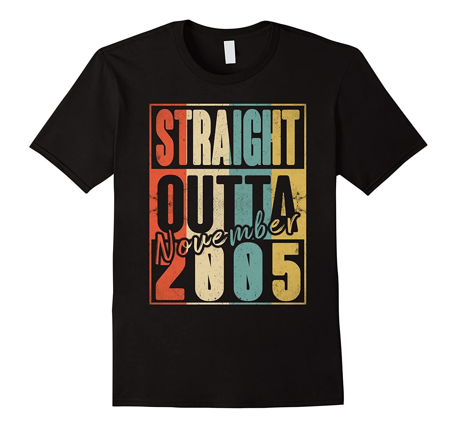 Straight Outta Retro USA November 2005 12th Birthday Gift 12-ANZ