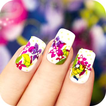 Amazon Com Hot Nail Art Designs Appstore For Android