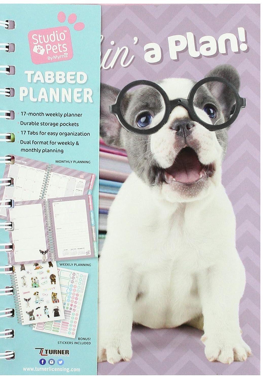 Turner Licensing Studio Pets 2019 - Planificador con ...