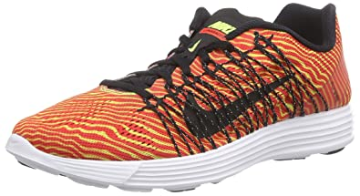 huge discount 10143 16e13 Nike Men s Lunaracer 3 Running Shoe BRIGHT CRIMSON/BLACK-VOLT-WHITE 9.5  D(M) US: Buy Online at Low Prices in India - Amazon.in