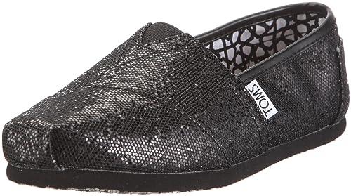 Toms Classic Glitter, Alpargatas para Mujer: Amazon.es: Zapatos y complementos