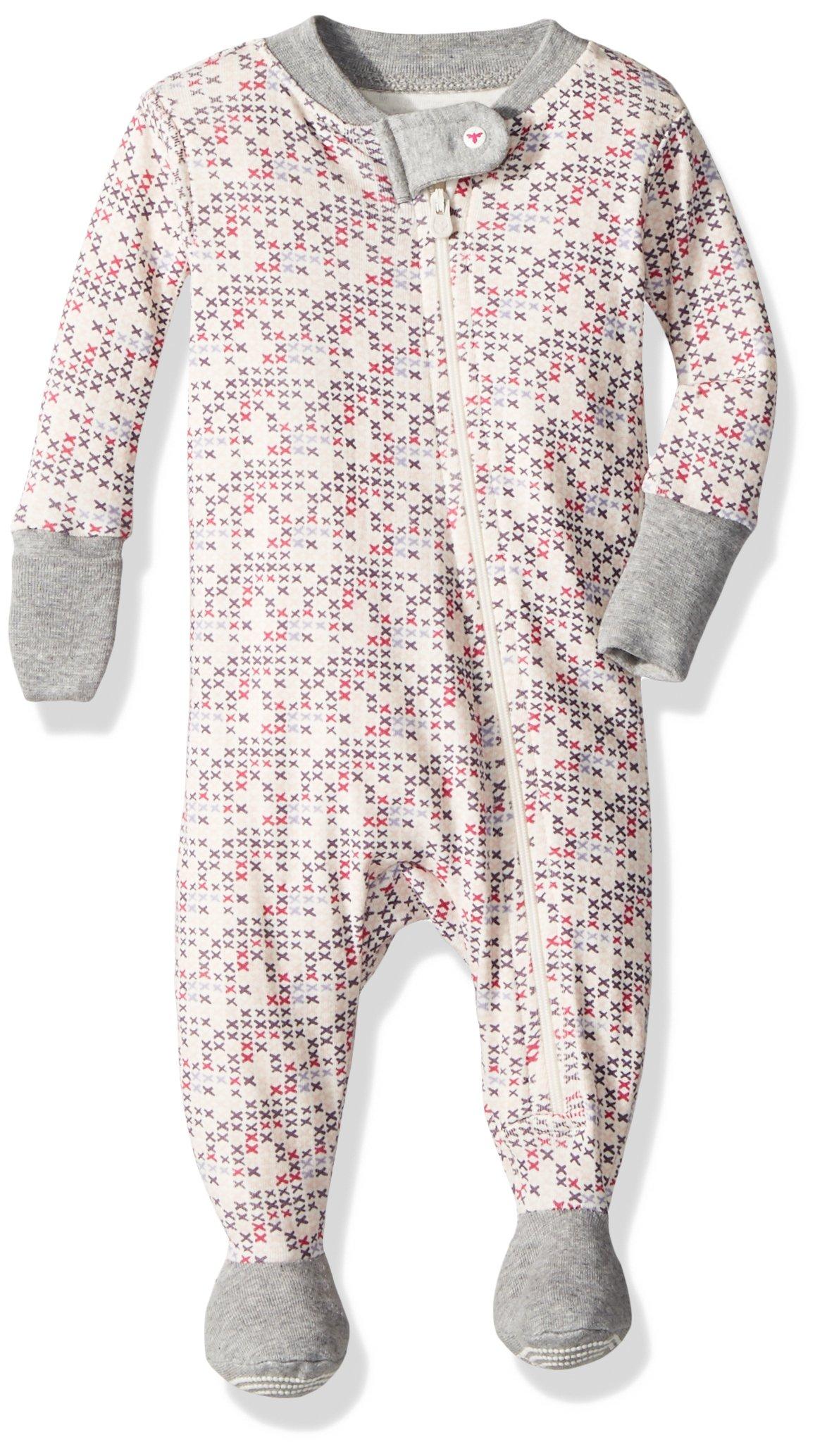 ca40490a63 Burt s Bees Baby Baby Girls Pajamas