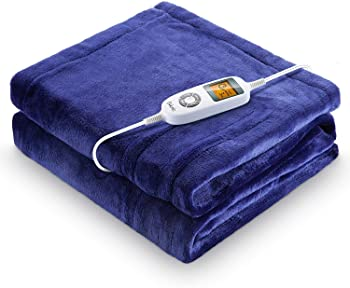 iTeknic 10 Heat Settings Electric Blanket
