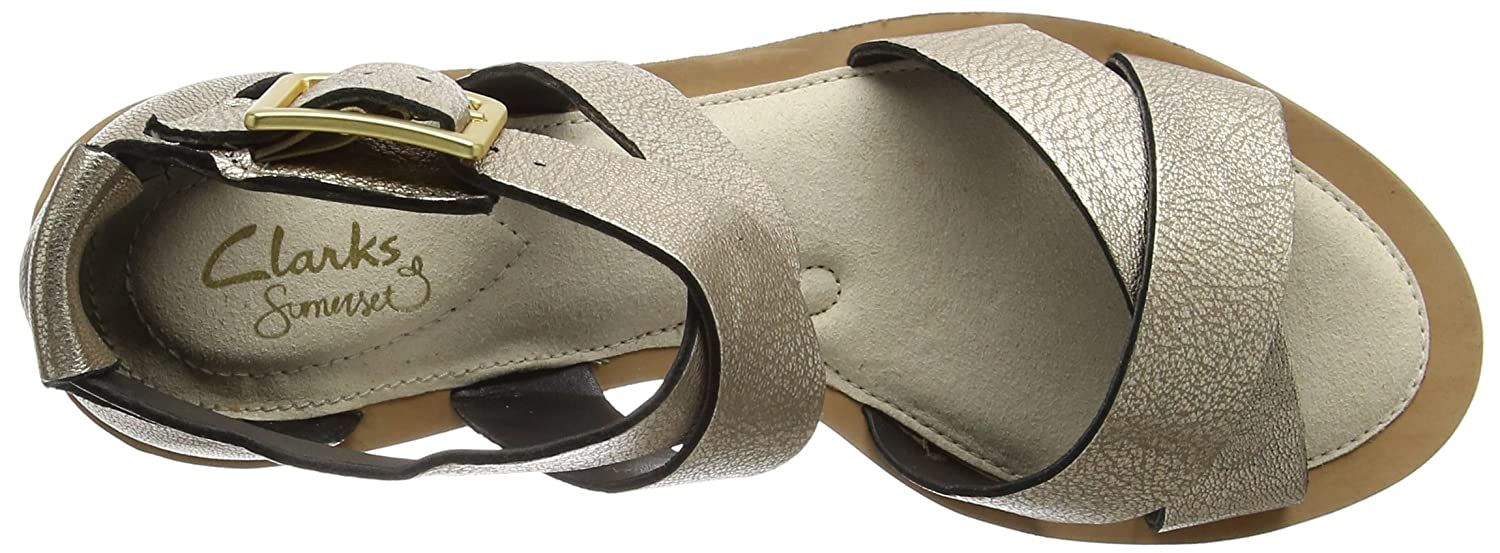 358f41db3 Clarks Women s Sandcastle Ray Sandals  Amazon.co.uk  Shoes   Bags