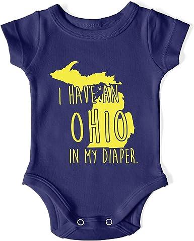 Michigan Baby-Michigan Baby Boy-Michigan Made-Baby Boy Clothes-
