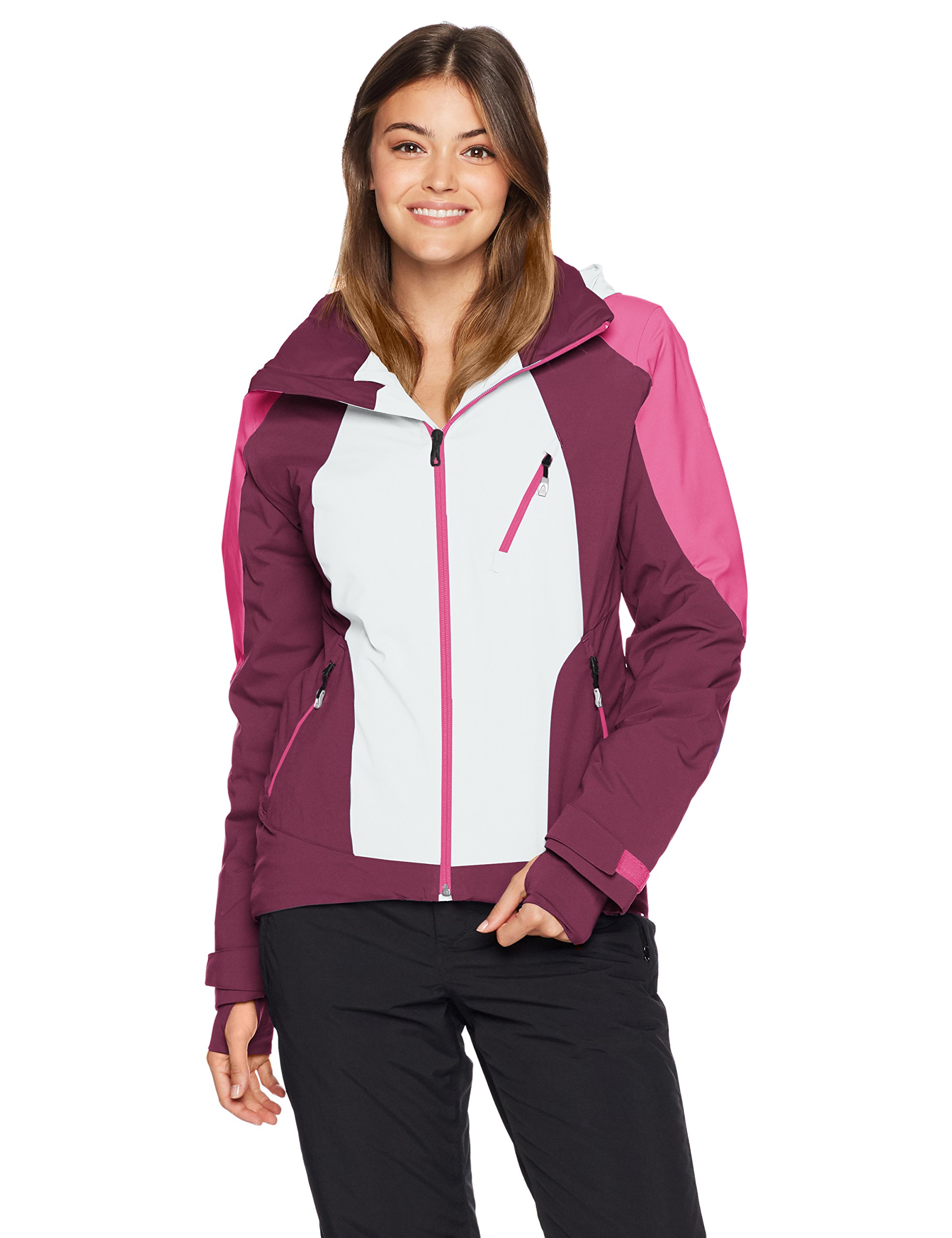 6643f757b2 Galleon - Spyder Women s Amp Ski Jacket