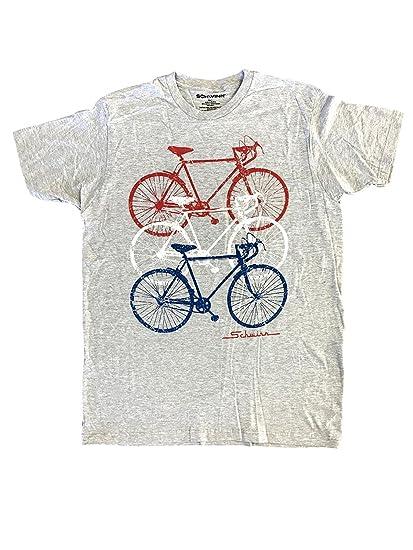 Amazon.com  Men s Schwinn Bicycles Graphic T-Shirt  Clothing 5b7be9769