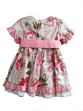 Godettia Vestidos de Flores para Bebes y Niñas de 9 12 o 18 Meses | para