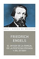 EL ORIGEN DE LA FAMILIA, LA PROPIEDAD Y EL ESTADO (Básica de Bolsillo nº 334) (Spanish Edition) Kindle Edition