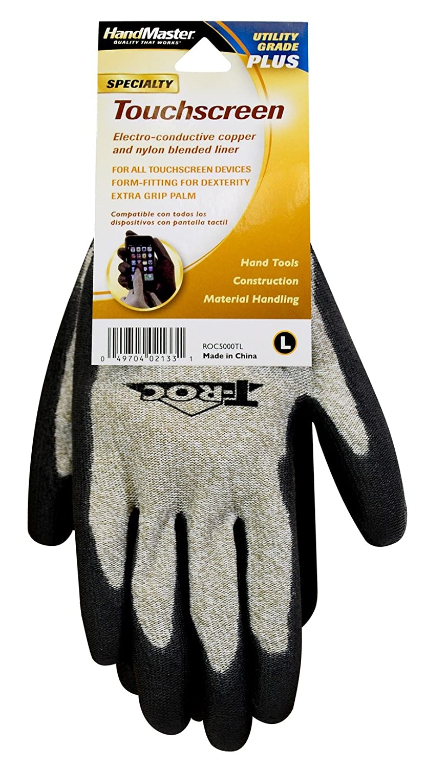 Magid ROC5000T Touchscreen Smart Phone Glove Small Magid Glove /& Safety Manufacturing Company ROC5000TS
