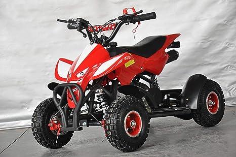 Mini quad infantil Raptor/Mini quad para niños de 3 a 8 años/Motor